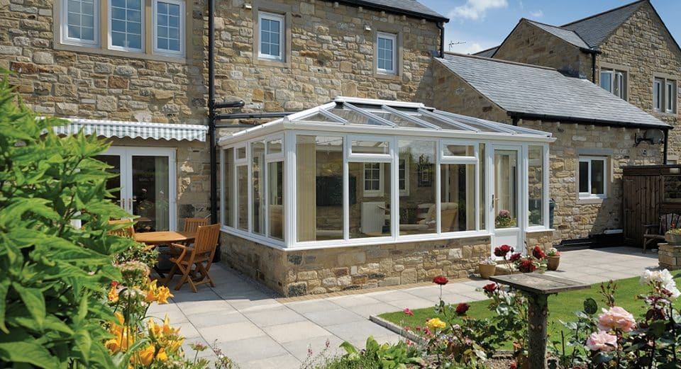Conservatory Roofing Options Windows Doors And Conservatories Daimant