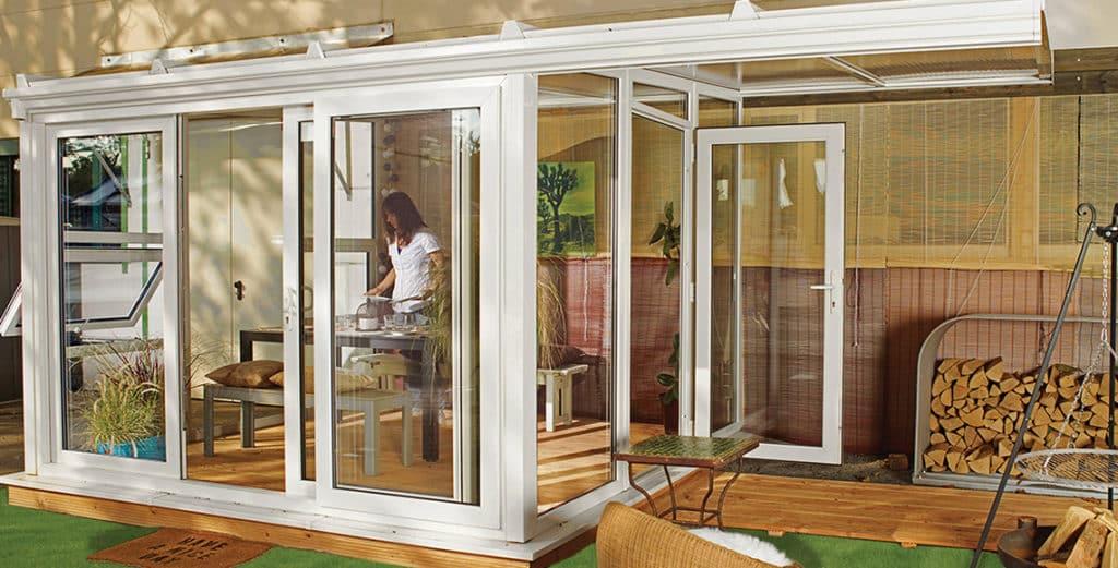 canopy conservatory Style