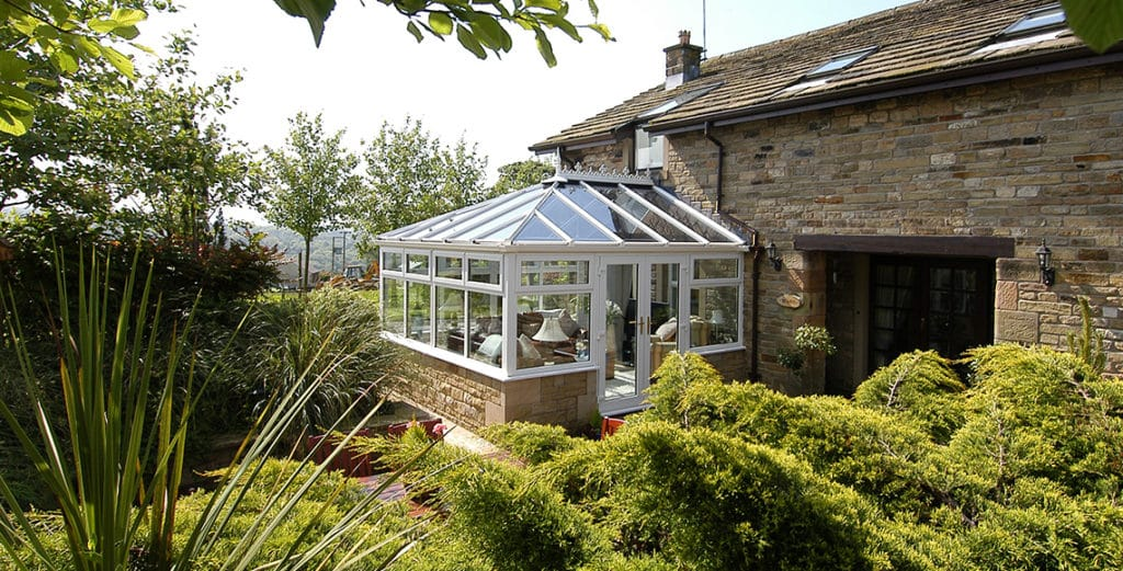 Edwardian conservatory style