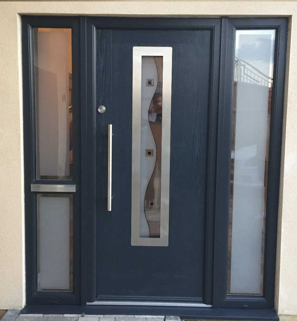 Daimant Door