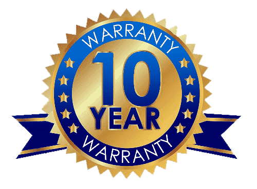 Daimant window 10 years warranty